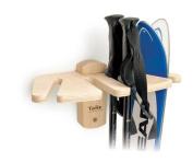 Talic Universal Ski and Pole Vertical Storage Rack
