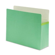 Smead Drop Front Panel Coloured File Pockets