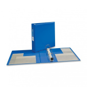 Avery Heavy-Duty Binder with 5.1cm One Touch EZD Ring, Blue