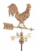 Good Directions Smithsonian Rooster Weathervane - Polished
