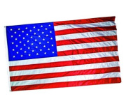 Advantus All-Weather Outdoor U.S. Flag, 100% Heavyweight Nylon, 1.2m x 1.8m