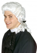 Rubie's Costume Colonial Judge Wig