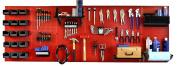 Wall Control Pegboard Master Workbench Kit