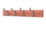 Woodlore 82156 Cedar Coat Rack