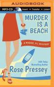 Murder Is a Beach [Audio]