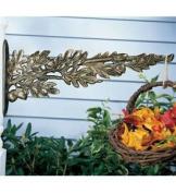 Oak Leaf Nature Hook Copper Verdi