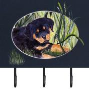 Rottweiler Leash Holder or Key Hook