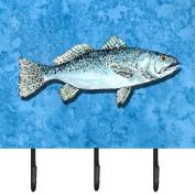 Fish - Trout Leash Holder or Key Hook