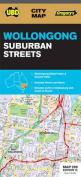 Wollongong Suburban Streets Map 299 16th ed