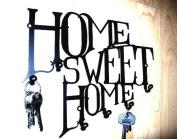 Home Sweet Home Key Hook Wall Key Holder - Hooks Design