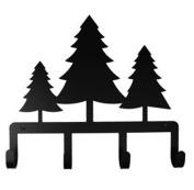 Wrought Iron Trees Key Rack