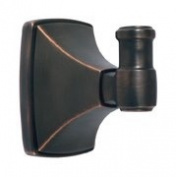 Amerock Clarendon Robe Hook 2.5cm - 1.9cm , Oil Rubbed Bronze
