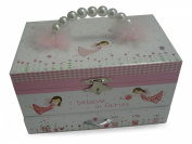 Think Pink Fairy Blossom Musical Jewellery Box