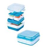Cool Gear Ez-freeze® Collapsible Bento Box