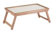 Bed And Lap Tray Genuine Wood - Foldable Legs