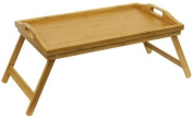 Bed Serving Tray Bamboo Case Pack 6