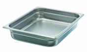 Update International SPH-502 Stainless Steel Half Anti-Jam Steam Table Pan, 6.4cm
