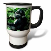Monkey - Gorilla - Travel Mug