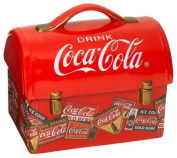Gibson Coke Lunch Box 22cm Cookie Jar