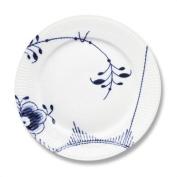 "Royal Copenhagen Blue Fluted Mega 8.75\"" Lunch / Dessert Plate"
