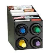 Dispense-Rite STL-SL-2X2BT 4 Cup Dispense Cabinet 1 Size Fits All
