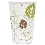 """""""Pathways Paper Hot Cups, 470ml, 20/Pack"""""""
