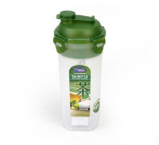 Lock & Lock Tea Bottle 3-Cup Size Stainless Strainer, One Touch