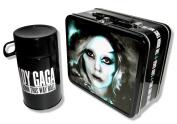 "Lady Gaga ""Admat"" 2013 Cancelled Tour Tin Lunch Box & Thermos"