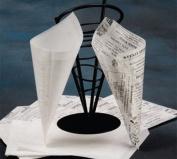 American Metalcraft 30cm x 30cm Newspaper Fry Paper