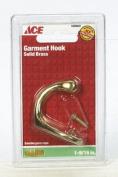 Ace Single Garment Hook 1-9/16