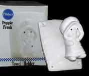 Pillsbury Poppie Fresh Ceramic Towel Holder