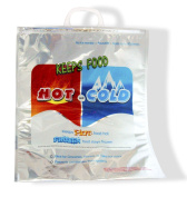 X-Large Hot-Cold Insulated Thermal Food Storage & Carry Bag 19 x 16 - Holds 14kg