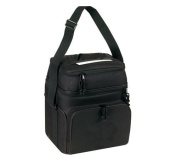 Yens® Fantasybag Chill Insulated 24 Pack Cooler Bag Lunch Box,Black,CP-6624