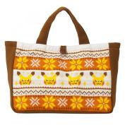 Pokemon Centre Original Tote Bag Pikachu knit