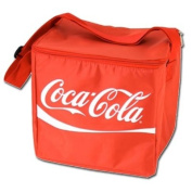 Red Coca-Cola Script Cooler Bag 12 Can