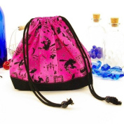 Roman flight made in Japan N3421300 the stars sparkling drawstring purse, put in a lunch-lunch bag