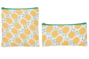 Now Designs Snack Bags, Tulip, Set of 2