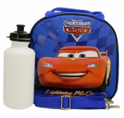 Disney Cars Lunch Box with Water Bottle
