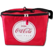 Drink Ice Cold Coca-Cola Cooler Bag 12 Can