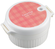Cocotte Cocotte lunch lunch box (pink) DON-2