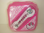 Hello Kitty Pink Lunch Box with Clover