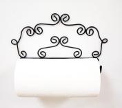 Decorative Wall Paper Towel Holder-33cm W