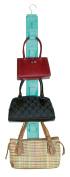 Master Craft Handbag Hangup Double-Sided Purse Organiser