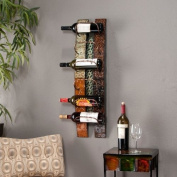 Florence Wall Mounted Wine Rack, Hanging Wine Rack, Storage, Furniture, Dining Room