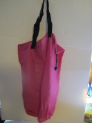 Mesh Beach Bag. Colourful. New. Drawstring Closure.