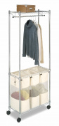 Whitmor 6058-546 Supreme Laundry Centre, Chrome