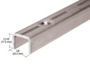 C.R. LAURENCE 87A60 CRL Anochrome KV 150cm Adjustable Heavy-Duty Steel Standard