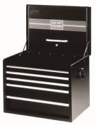 Williams 50947B 6 Drawer 90cm Extra-Heavy Duty Roadbox, Black