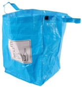 Esschert Design Recycling Bag for Glass