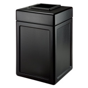 Commercial Zone 143.8l Square Commercial Trash Can